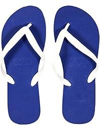 bd93e3c25 Dupe Acquarela Masculina Blue Men s Flip Flops