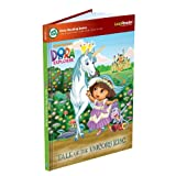 LeapFrog LeapReader Book: Dora the Explorer Tale of the Unicorn King