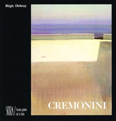 Cremonini/aquarelles et petits formats/1951-1993/[exposition organisee au musee-galerie de la par Debray Cremonini