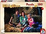 Schmidt Spiele  Bibi, Tina und Alex im Stall, 280 Teile