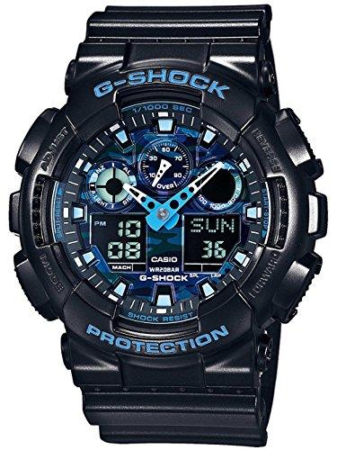Casio G-Shock Herren-Armbanduhr GA100CB1AER