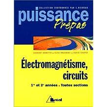 Electromagnétisme, circuits