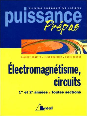 Electromagntisme, circuits