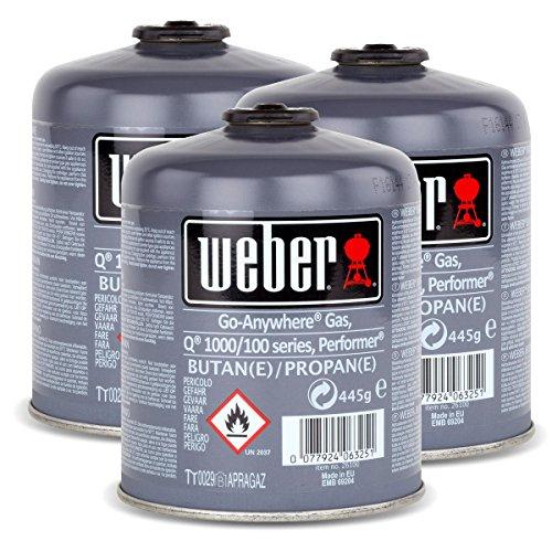 Weber  <strong>Passend für</strong>   Weber Holzkohlegrills Performer Deluxe GBS, Weber Gasgrill Q 100, Weber Gasgrill Q 120