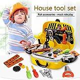 Tragbare kinder rollenspiele küche arzt werkzeug dress-up spielzeug kinder baby play game balight