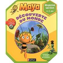Maya l'abeille - Découverte du monde 4/5 ans