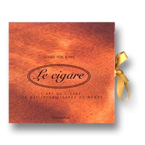 Le Cigare, coffret deux volumes : L'Art du cigare - Les Meilleurs cigares du monde