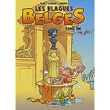 Les Blagues Belges, Tome 1 : Tome une fois !