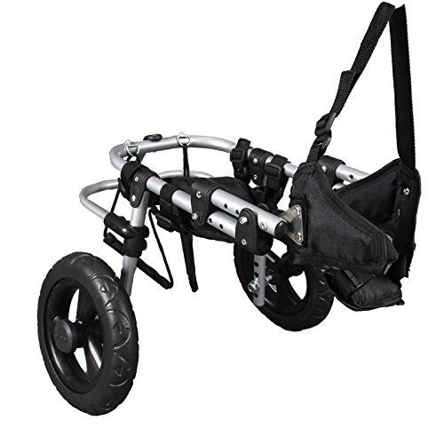 Rollstuhl Hunderollstuhl Gehhilfe Hundegehilfe Rollwagen Hunderollwagen