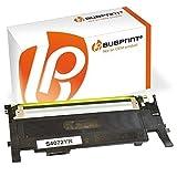 Bubprint Toner kompatibel für Samsung CLP-320 CLP 320 CLP-325 CLP 325 CLT-Y4072S/ELS für CLP-320N CLP-325W CLX-3185FN CLX-3185FW CLX-3185W Gelb