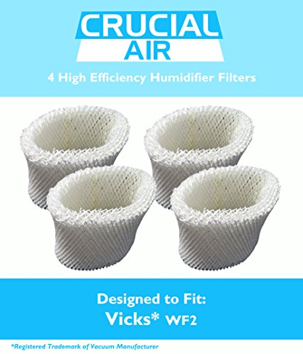 4-vicks-wf2-humidifier-filters-fits-vicks-v3500n-v3100-v3900-series-v3700-sunbeam-1118-series-honeyw