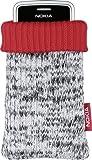 Nokia Tasche universell (Socke) grau / rot CP-221