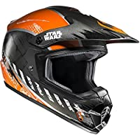CX2XWXS - HJC CS-MX II Rebel X-Wing Star Wars Motocross Helmet XS