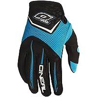 O'Neal Element Kinder Handschuhe Hell Blau MX DH Moto Cross DH Mountain Bike Downhill Motorrad, 0399K-8, Größe Medium