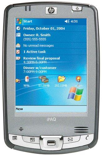 Hewlett Packard Bluetooth Ipaq Pda (HP iPAQ hx2110 Handheld PDA mit TomTom Navigator 5 (bluetooth GPS, Autohalterung, SD-Karte mit Deutschland-Karte))