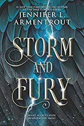 Storm and Fury (The Dark Elements)