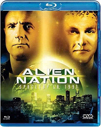Alien Nation - Spacecop L. A. 1991 - Uncut [Blu-ray]