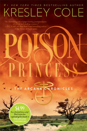 Poison Princess (Arcana Chronicles)