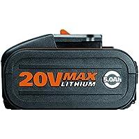 Worx WA3556 Batería 100 W, ...