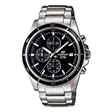 Casio Edifice Chronograph Black Dial Men's Watch - EFR-526D-1AVUDF (EX093)