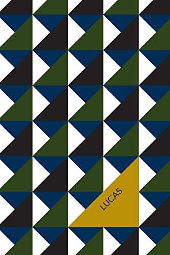 Etchbooks Lucas, Qbert, Wide Rule, 6 X 9', 100 Pages