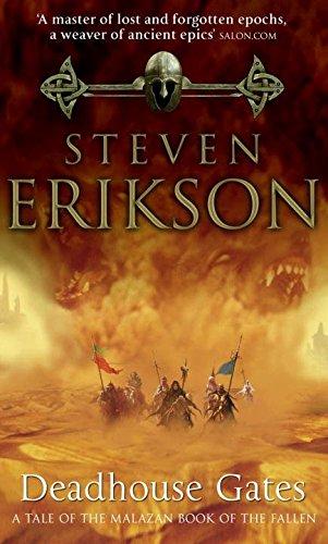 Deadhouse Gates (Malazan Book 2) (The Malazan Book Of The Fallen, Band 2) - Steven Erikson
