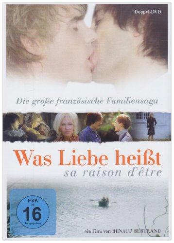 Bild von Was Liebe heißt - Sa raison d'être (OmU) [2 DVDs]