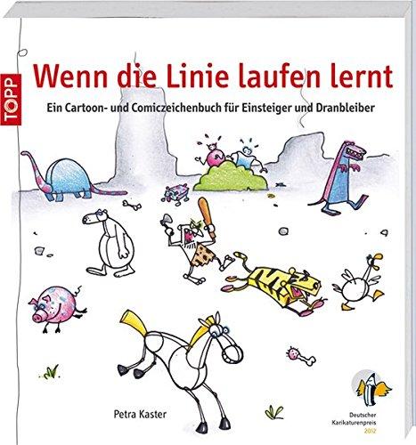 n lernt: Ein Cartoon- und Comiczeichenbuch für Einsteiger und Dranbleiber (Cartoon-dekorationen)