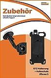 mumbi Auto KFZ Halterung iPhone SE 5 5S Autohalterung (spezielle Halteschale) - 2