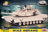COBI 2608 M1A2 Abrams Konstruktionsspielzeug, Beige