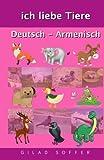 ich liebe Tiere Deutsch - Armenisch