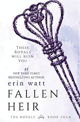 Fallen Heir: A Novel (The Royals Book 4) (English Edition)