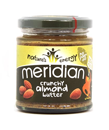 Meridian - Crunchy Almond Butter - 170g (Case of 6)