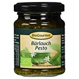 BioGourmet Bärlauch Pesto, 125 g