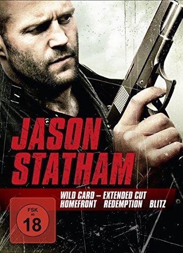 Jason Statham [4 DVDs]