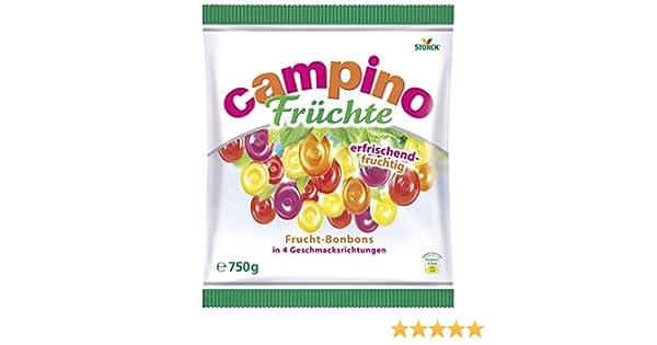 Campino Früchte 750g: Amazon.de: Lebensmittel & Getränke