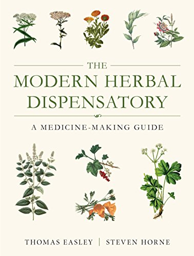 The Modern Herbal Dispensatory: A Medicine-Making Guide por Thomas Easley
