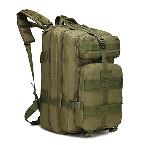 Z&N Militärfans Tarntaschen Sport im Freien Bergsteigen Tasche Reiserucksack Campingtasche taktischer Rucksack militärischer Rucksack große Kapazität 40L C
