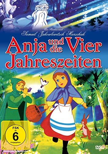 Anja Und Die Vier Jahreszeiten (ANIME)