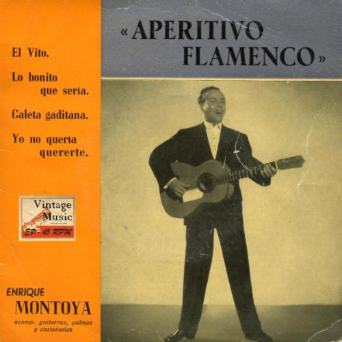 "Vintage Flamenco Rumba Nº4 - EPs Collectors ""Aperitivo Flamenco"""
