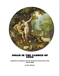 Jonah in the Garden of Eden: a statistical investigation of the Hebrew Bible (English Edition)