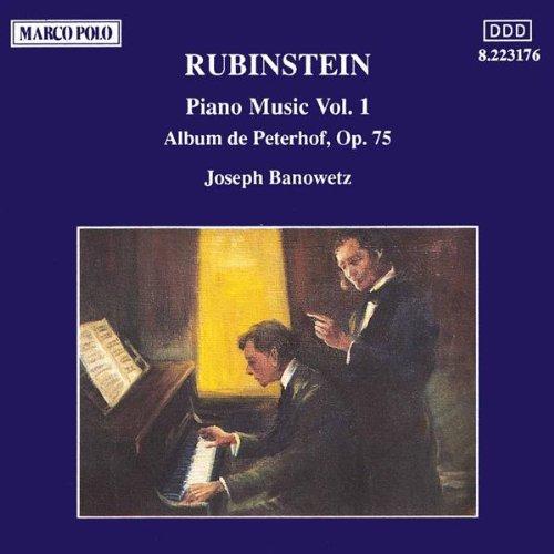 Album de Peterhof: No. 5 Reverie in D minor
