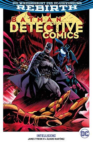 (Batman - Detective Comics: Bd. 4 (2. Serie): Intelligenz)