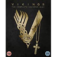 Vikings Seasons 1-3 on DVD