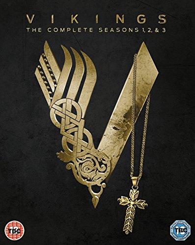 Vikings: Season 1-3 [Region 2]