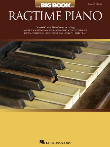 The Big Book Of Ragtime Piano