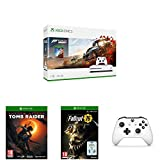 Pack Xbox One S 1 To Fortnite + codes Gears of War 4 + Rare Replay + Halo 5