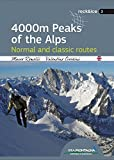 4000 m peaks of the Alps. Normal and classic routes by Valentino Cividini (2015-07-09)