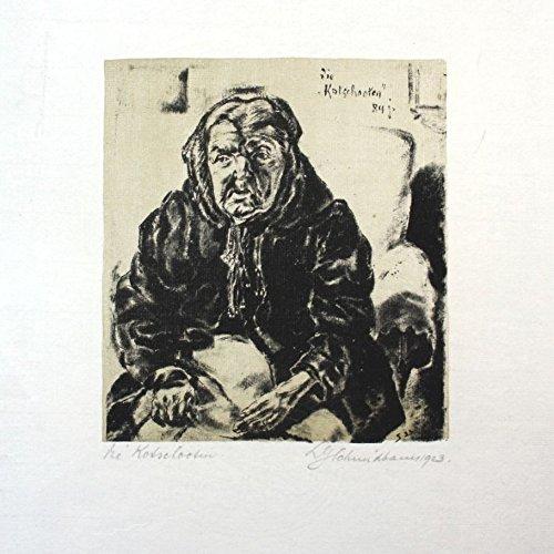 Ludwig Gottfried Schmidbauer - Zürich - Lithographie signiert Schlesien
