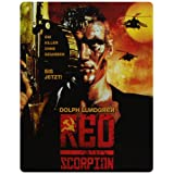 Red Scorpion (Steelbook) [Blu-ray]